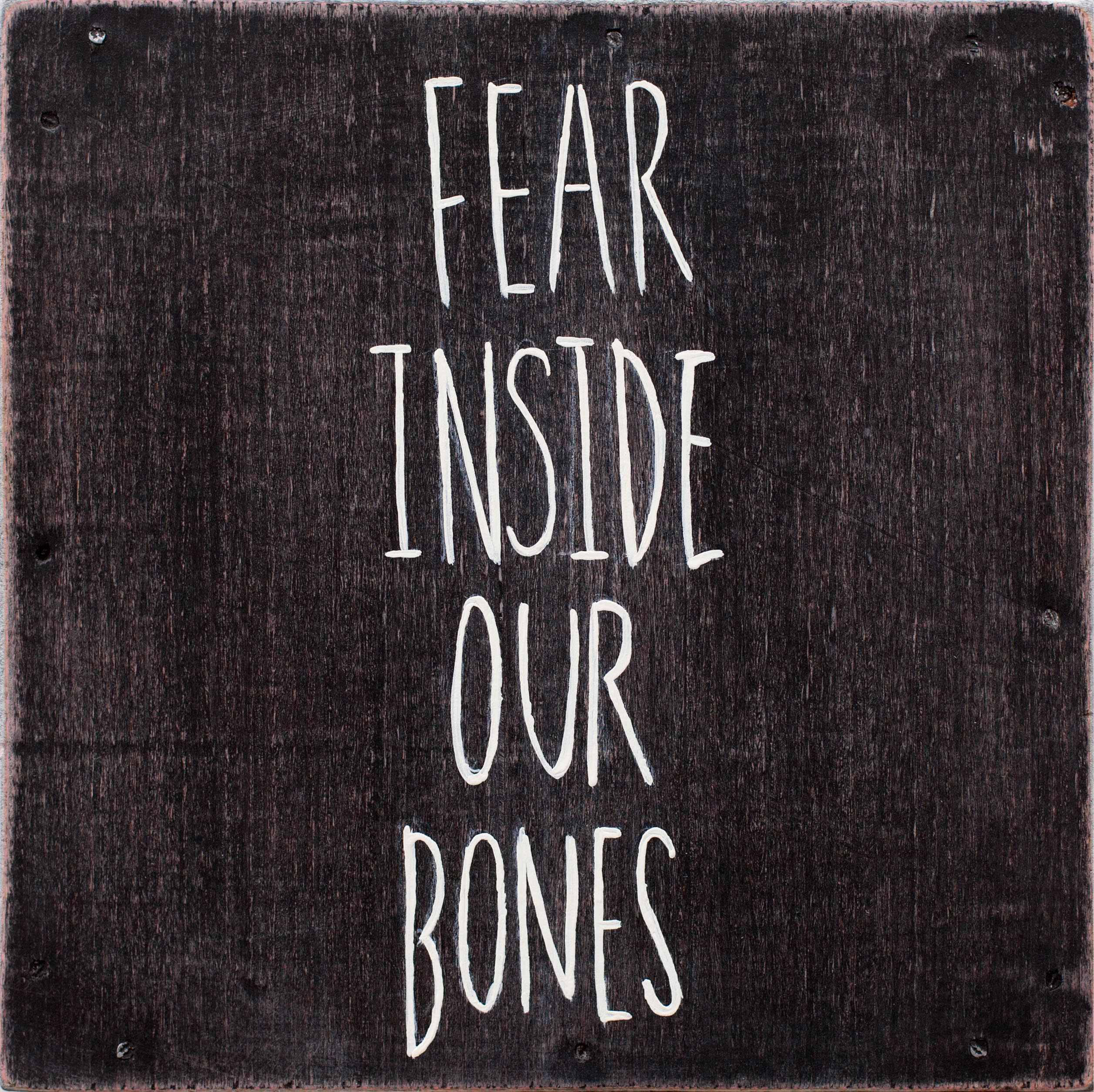 The Almost - Fear Inside Our Bones - HM Magazine