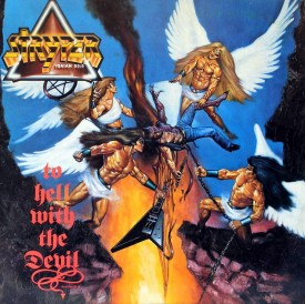 #3 Stryper - To Hell With The Devil|Enigma|1986