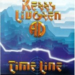 #32 Kerry Livgren AD - Time Line|CBS|1984