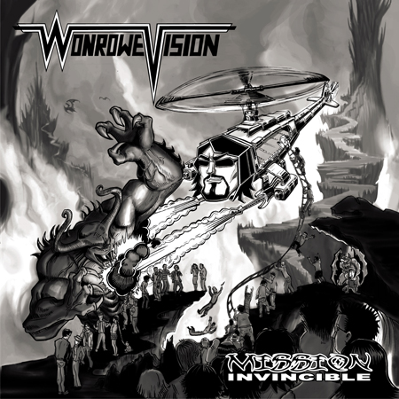 wonrowevision777 album cover final