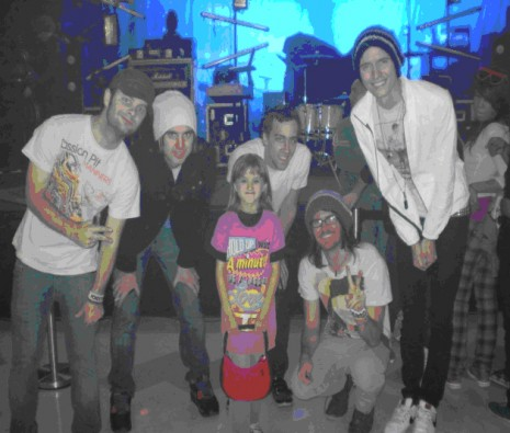 Me and Forever the Sickest Kids
