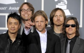 switchfoot_grammys_Photo by Chris Pizzello