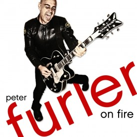 Peter Furler ON FIRE cover art
