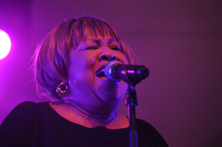 Mavis Staples (photo by Doug Van Pelt)
