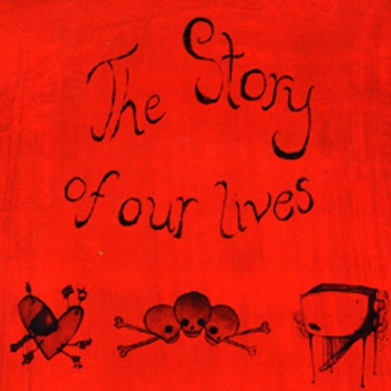 cd thestoryofourlives