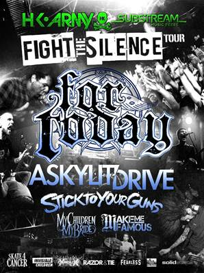 fightthesilencetour