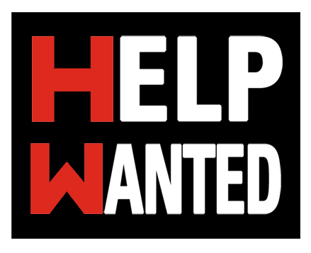 help wanted sign 439
